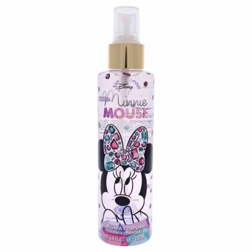 Minnie Mouse by Disney for Kids - 6.8 oz Body Spray Perspective: front