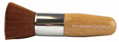 Honeybee Gardens  Mini Kabuki Brush Bronzer Perspective: front