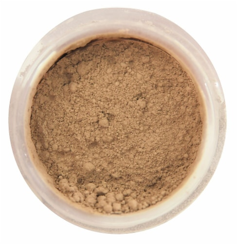 Honeybee Gardens PowderColors Chai Face Powder Perspective: front