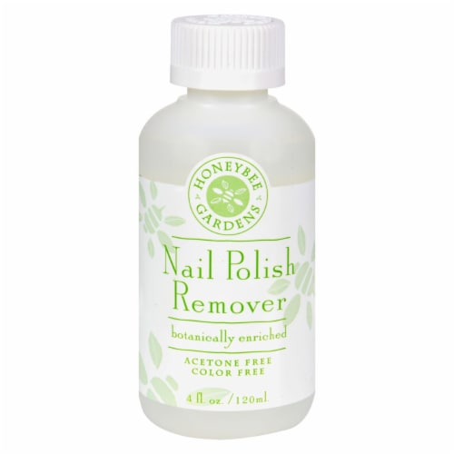 Honeybee Gardens Nail Polish Remover - 4 fl oz Perspective: front