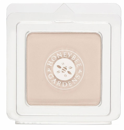 Honeybee Gardens Geisha Pressed Mineral Powder Perspective: front