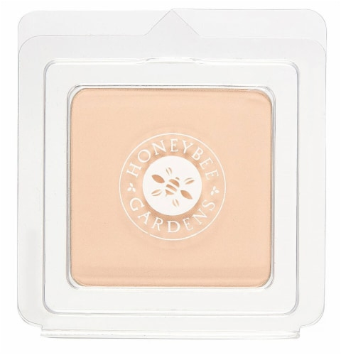 Honeybee Gardens Supernatural Pressed Mineral Foundation Perspective: front