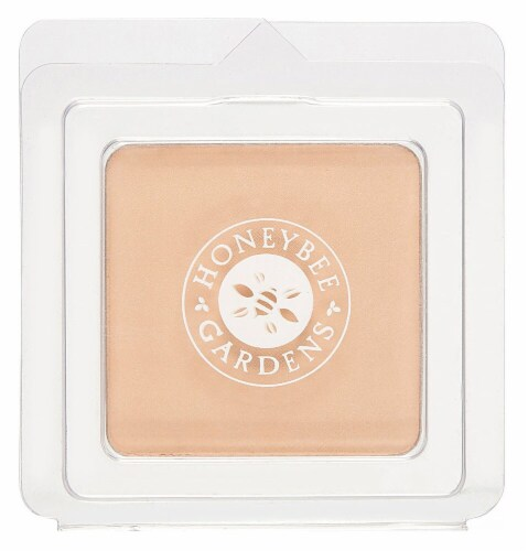Honeybee Gardens Luminous Pressed Mineral Powder Perspective: front