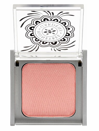 Honeybee Gardens  Complexion Perfecting Maracuja Rendezvous Pressed Blush Perspective: front