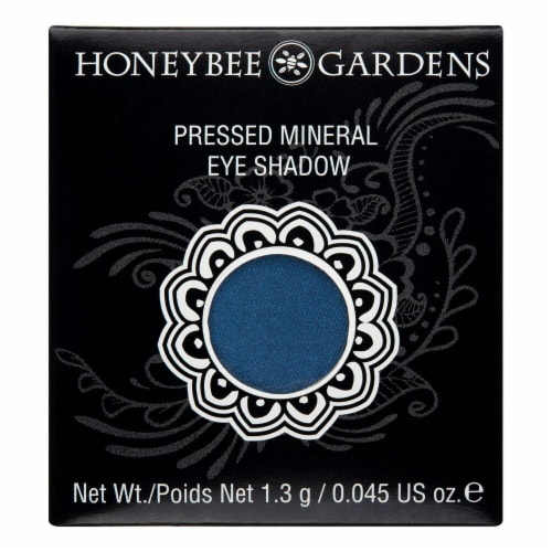 Honeybee Gardens Pressed Mineral Pacific Eye Shadow Perspective: front