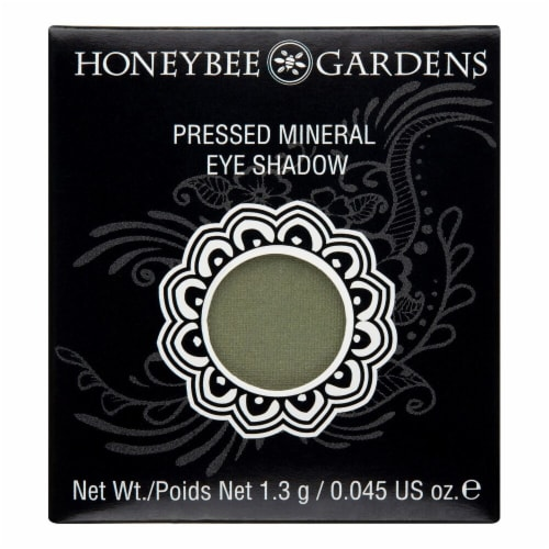 Honeybee Gardens Conspiracy Pressed Mineral Eyeshadow Perspective: front