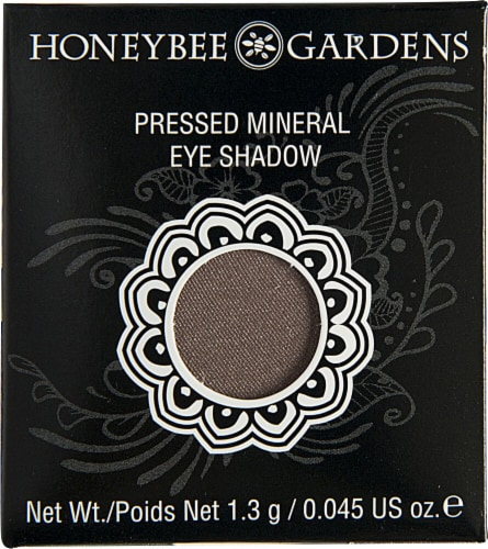 Honeybee Gardens  Pressed Mineral Eye Shadow Tippy Taupe Perspective: front
