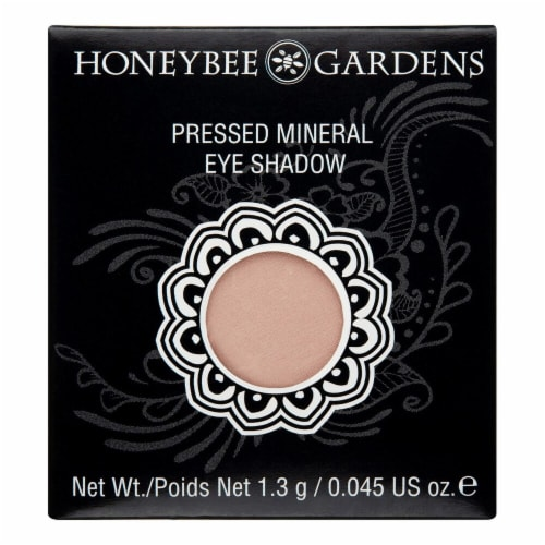 Honeybee Gardens Cameo Pressed Mineral Eye Shadow Perspective: front