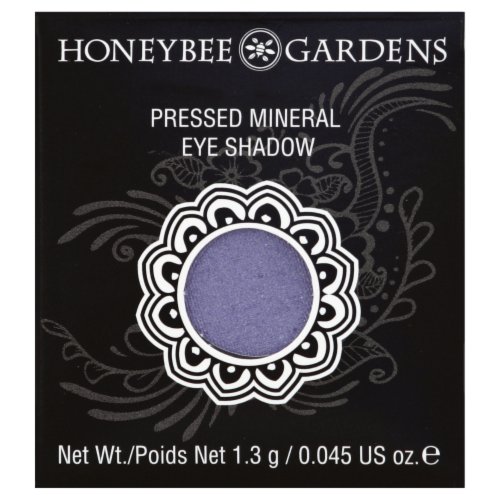 Honeybee Gardens Drama Bomb Pressed Mineral Eye Shadow Perspective: front
