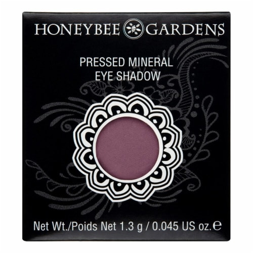 Honeybee Gardens  Pressed Mineral Eye Shadow Daredevil Perspective: front