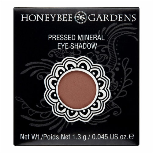 Honeybee Gardens Cairo Pressed Mineral Eye Shadow Perspective: front