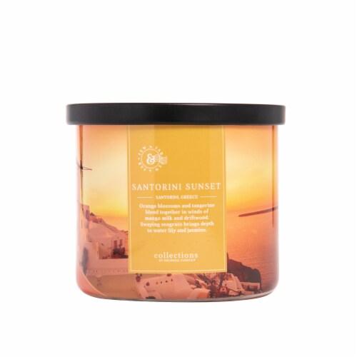 8 oz Sunset Mulled Wine Soy Candle