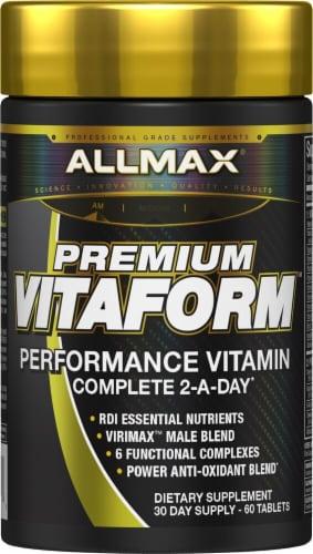ALLMAX Nutrition  Vitaform™ Men's Multi-Vitamin Perspective: front