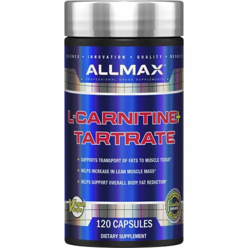 ALLMAX Nutrition  L-Carnitine Perspective: front