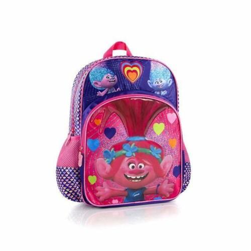 Heys Trolls Deluxe School Backpack Perspective: front
