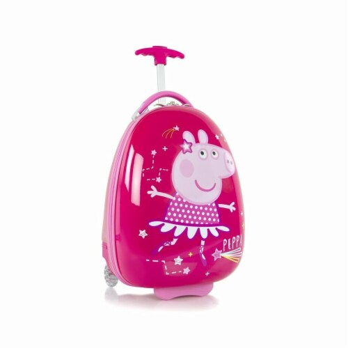 Heys Peppa Pig Kids Luggage Perspective: front