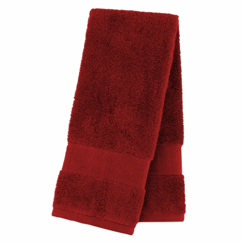 American Heritage Hand Towel - Red Perspective: front