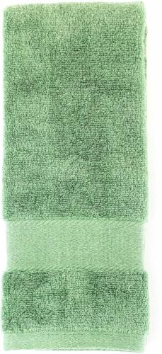 American Heritage Hand Towel - Dark Ivy Perspective: front