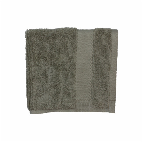 American Heritage Wash Cloth - Linen Perspective: front