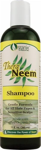 Organix South  TheraNeem™ Shampoo Perspective: front