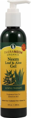 Organix South TheraNeem™ Neem Leaf and Aloe Gel Perspective: front