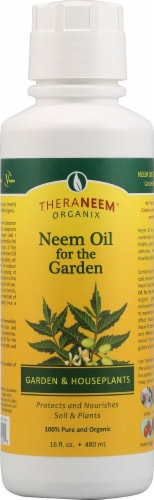 Organix South  TheraNeem® Neem Oil for the Garden Perspective: front