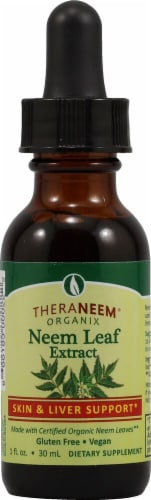 Organix South  TheraNeem® Neem Leaf Extract Perspective: front