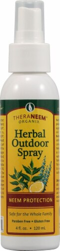 Organix South  Herbal Outdoor Spray Neem Protection Perspective: front