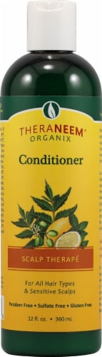 Organix South  TheraNeem® Conditioner Scalp Therapé Perspective: front
