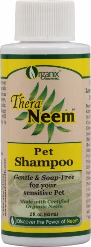 Organix South  TheraNeem™ Pet Shampoo Perspective: front