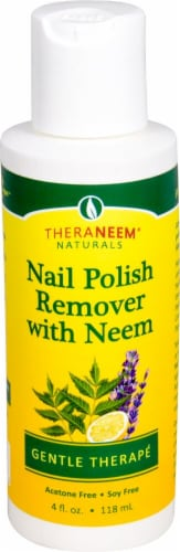 Organix South  Nail Polish Remover with Neem Perspective: front