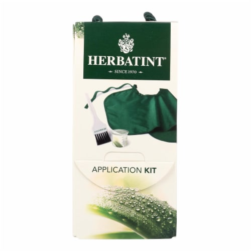 Herbatint Hair Color - Application Kit - 4 count Perspective: front
