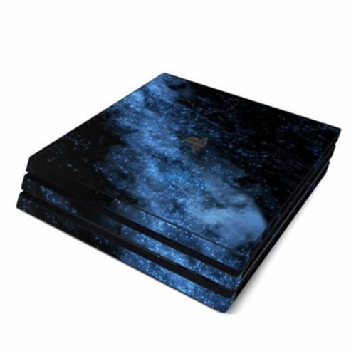 DecalGirl PS4P-MILKYWAY Sony PS4 Pro Skin - Milky Way Perspective: front