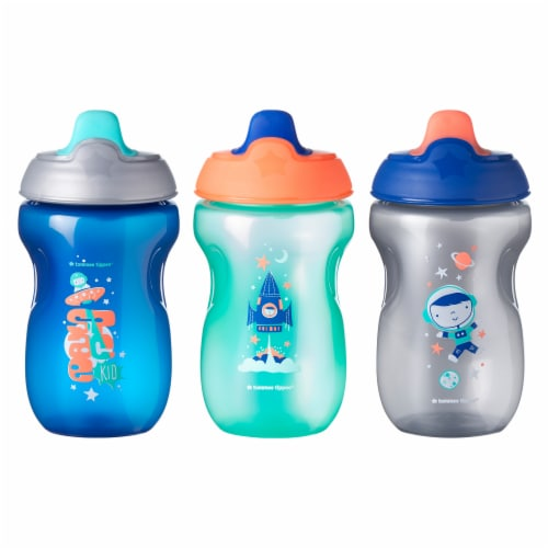 Tommee Tippee Sippee Cups 3 Count Perspective: front
