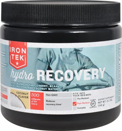 Iron-Tek  Hydro Recovery   Coconut Perspective: front