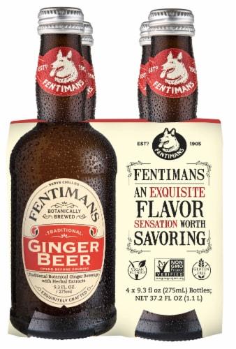 Fentiman's Ginger Beer Perspective: front