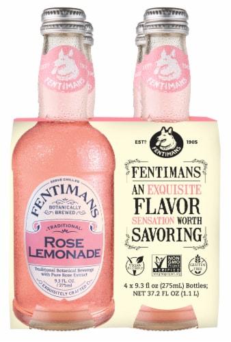 Fentiman's Rose Lemonade Perspective: front