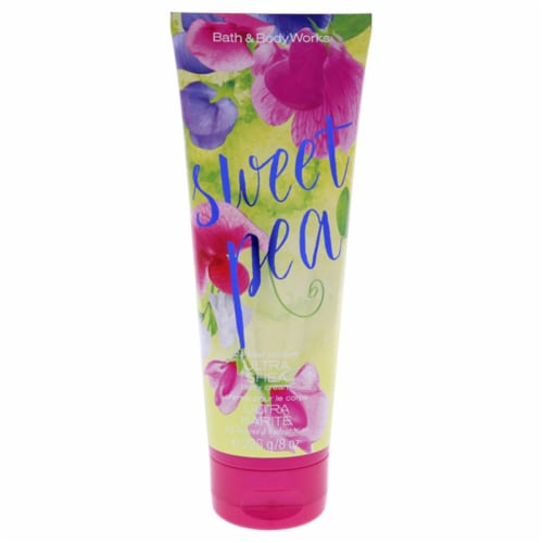 Bath and Body Works Sweet Pear Body Cream 8 oz Perspective: front