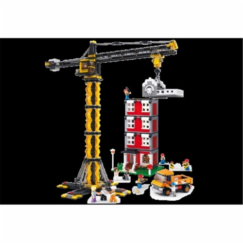 Sluban 598  BUILDER City Vehicles-8PCS IN ONE DISPLAY 428PCS Perspective: front