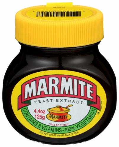 Marmite Yeast Extract Perspective: front