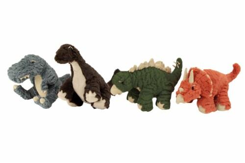 Animal Adventure Textured Dinosaur Plush - Assorted Perspective: front
