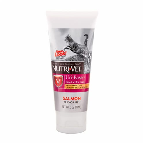 Nutri-Vet Uri-Ease Paw Gel for Cats Perspective: front
