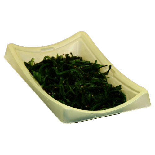 Seaweed Salad Perspective: front