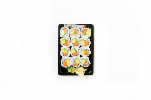 Sushicado Roll (Contains Raw Seafood) (NOT AVAILABLE BEFORE 11:00am DAILY) Perspective: front