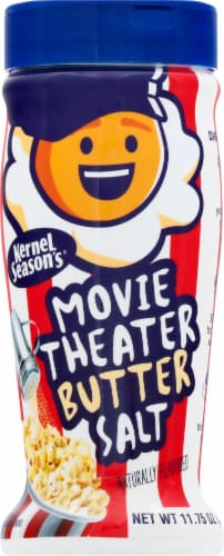 Kernel Season's Jumbo Movie Theater Butter Salt Seasoning Perspective: front