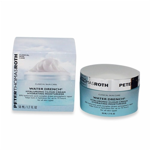Peter Thomas Roth Water Drench Hyaluronic Cloud Cream Hydrating Moisturizer Perspective: front