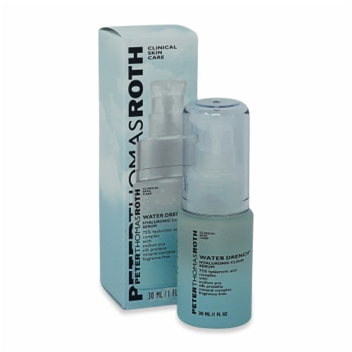 Peter Thomas Roth Water Drench Hyaluronic Cloud Serum Perspective: front