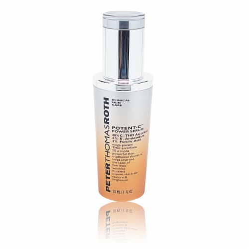 Peter Thomas Roth Potent-C Power Serum Clinical Skin Care Perspective: front