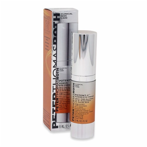 Peter Thomas Roth Potent-C Power Eye Cream Perspective: front