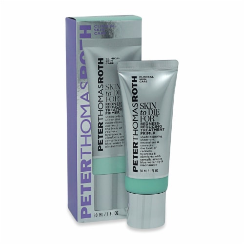 Peter Thomas Roth Skin to Die For Redness Reducing Treatment Primer Perspective: front